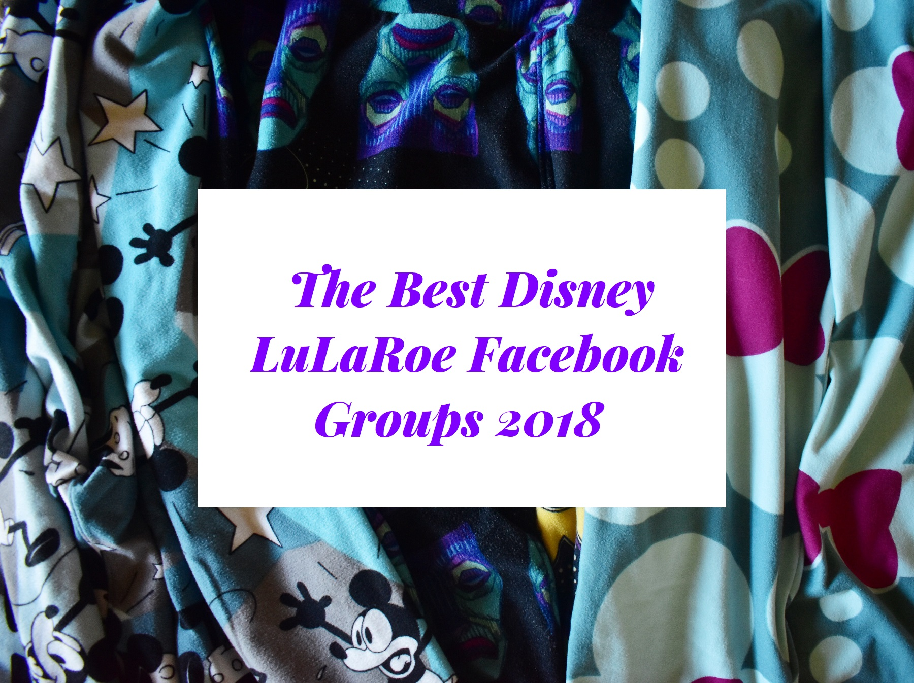 Disney LuLaRoe Facebook Groups