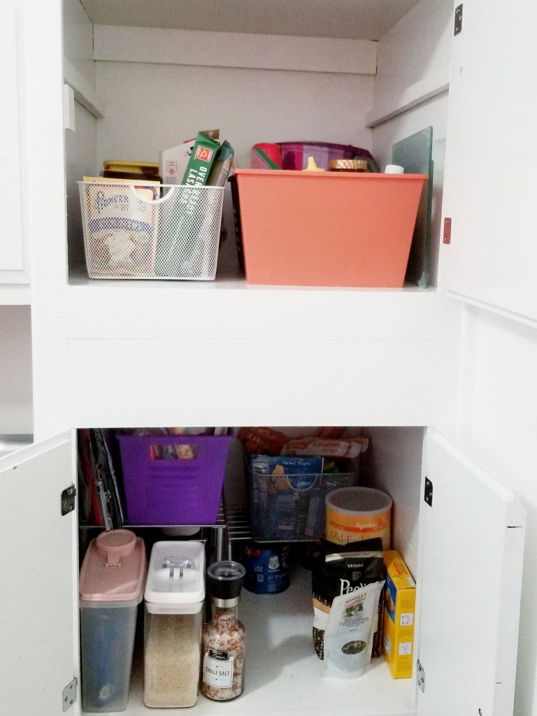 Converted Pantry